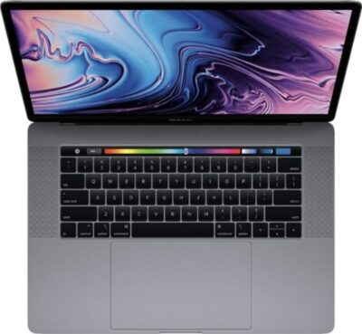 "Apple - MacBook Pro 15.4"" Laptop - Intel Core i9"