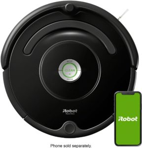 iRibot + wi-fi connected